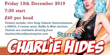 Christmas Party with THE Charlie Hides TV [£40] tickets