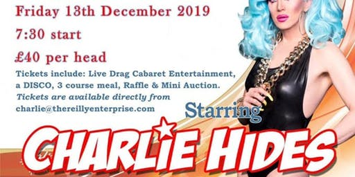 Christmas Party with THE Charlie Hides TV [£40]