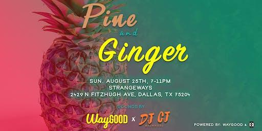 Pine & Ginger