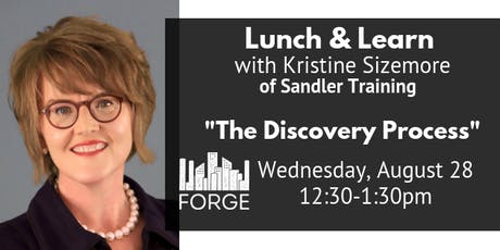 Lunch & Learn with Kristine Sizemore tickets