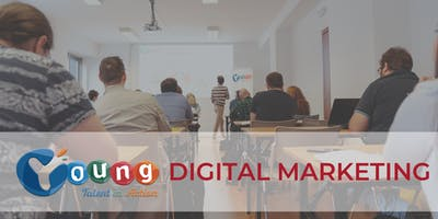 Corso gratuito di Digital Marketing food&wine | Young Talent in Action 2019 | Verona