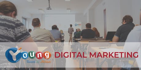 Corso gratuito di Digital Marketing food&wine | Young Talent in Action 2019 | Verona biglietti