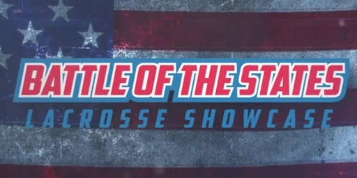 Boys - 2019 Battle of the States Lacrosse Showcase