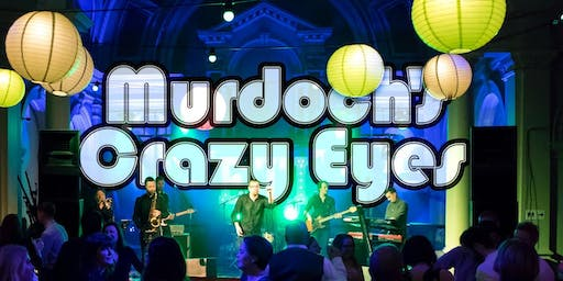 Murdoch's Crazy Eyes at Horsham Sports Club