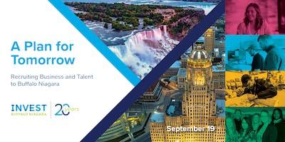 A Plan for Tomorrow: Recruiting Business and Talent to Buffalo Niagara