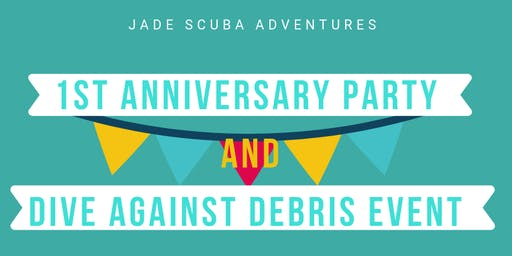 Dive Against Debris and Beach Cleanup Event