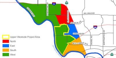 Upper Westside Specific Plan Neighborhood Meeting - North Area