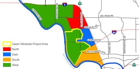 Upper Westside Specific Plan Neighborhood Meeting - North Area  tickets