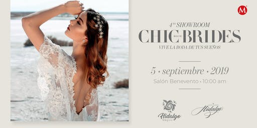 4to Showroom CHIC Brides