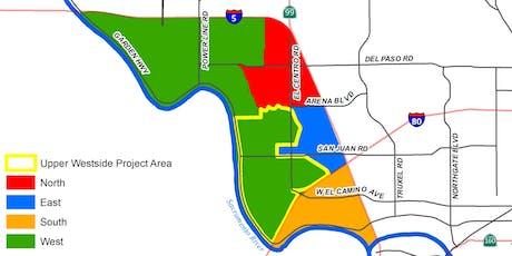 Upper Westside Specific Plan Neighborhood Meeting - East Area  tickets