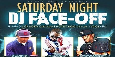 Saturday Night DJ Face-Off Featuring Tab D'Biassi + Skillz + Polo