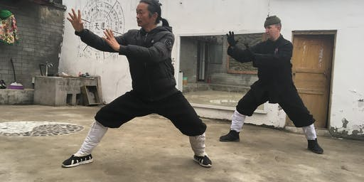 Wudang 8 Form Tai Chi with Master Gu