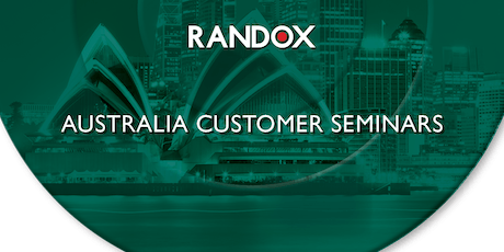 Randox Customer Training Seminar - Adelaide Southern Australia tickets