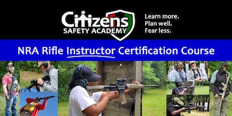 NRA Rifle Instructor Certification Course (Atlanta) tickets