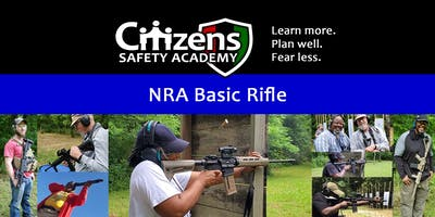 NRA Basic Rifle (Atlanta)