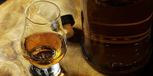 Distilled Spirits Tasting Experience