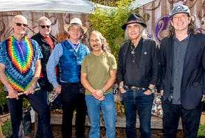 Moonalice with special guests T Sisters & New Chambers Brothers