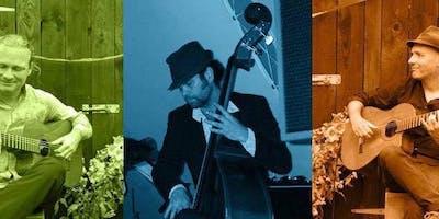 Live music   Manos Puestas Trio
