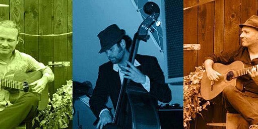 Live music | Manos Puestas Trio