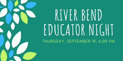 Educator Night at River Bend Bookshop