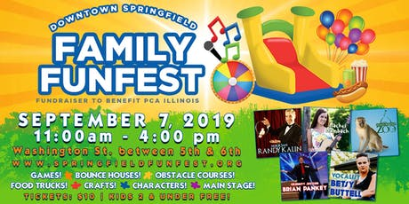 2nd Annual Downtown Springfield Family FunFest tickets