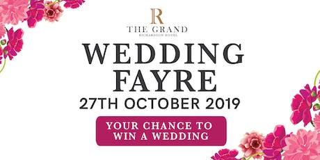 Annual Wedding Fair 2019 tickets