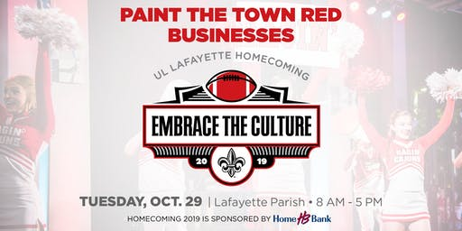 Paint the Town Red – Businesses