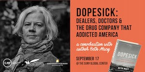Dopesick - A conversation with author Beth Macy