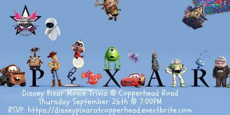 Disney Pixar at Copperhead Road Bar & Nightclub tickets