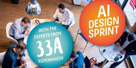 AI Design Sprint  - Lunch & Learn Tickets