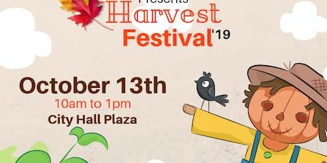 JC Harvest Festival 2019 tickets