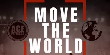 MOVE THE WORLD VI - The Ultimate Fitness Bootcamp tickets