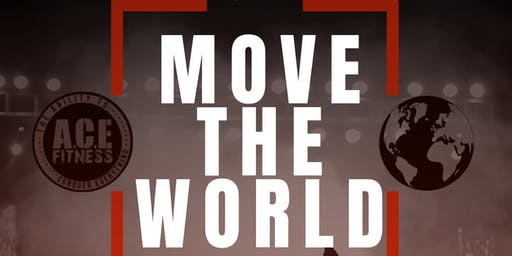MOVE THE WORLD VI - The Ultimate Fitness Bootcamp