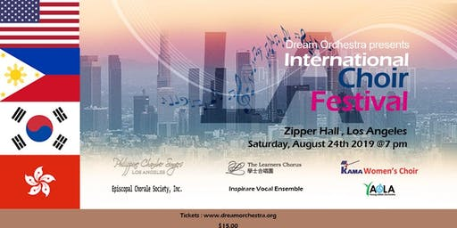 The Los Angeles International Choir Festival