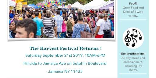 Sutphin Boulevard 3rd Annual Harvest Festival