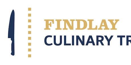 Findlay Culinary Training Graduation Celebration tickets