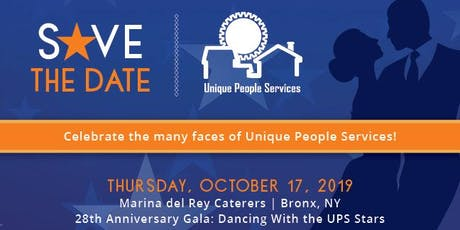 Unique People Services 28th Anniversary Gala: Dancing With the UPS Stars tickets