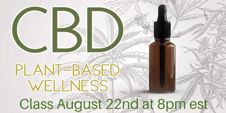 All About C. B. D. with Natures Ultra and Young Living tickets