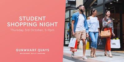 Student Night at Gunwharf Quays