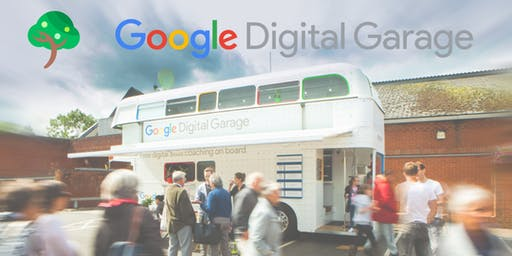 Google Digital Garage Bus comes to Middlesbrough Centre Square