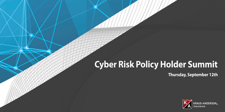 Cyber Risk Policy Holder Summit  tickets