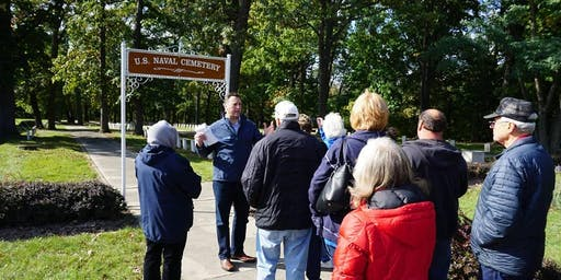 Naval Station Great Lakes Cemetery Tour