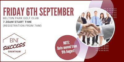 BNI Success Grantham - Network Meeting