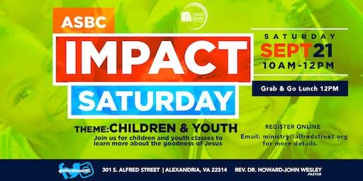 September Impact Saturday