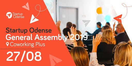 Startup Odense General Assembly 2019