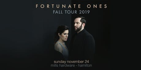 Fortunate Ones tickets