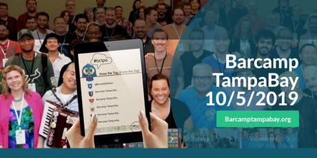 BarCamp Tampa Bay 2019 - The Golden Anniversary of the Internet tickets
