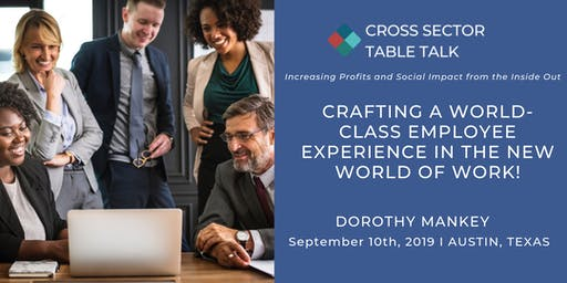 Increasing Profits and Social Impact from the Inside Out - Cross Sector Table Talk