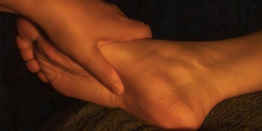 Lush Summer - Foot Pamper Treatment