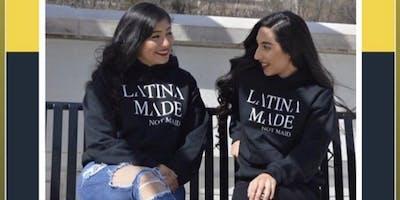 Latina Made, Not Maid Art Pop Up Shop
